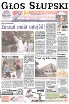 Głos Słupski , 2005, maj, nr 123