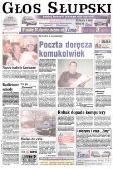Głos Słupski, 2004, styczeń, nr 17