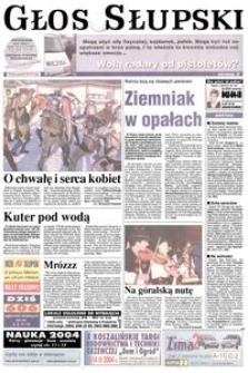 Głos Słupski, 2004, styczeń, nr 21