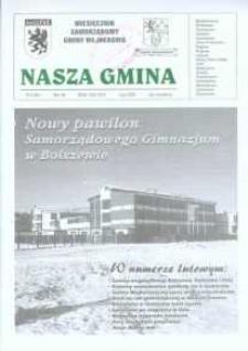 Nasza Gmina. Miesięcznik Samorządowy Gminy Wejherowo, 2003, luty, Nr 2 (81)