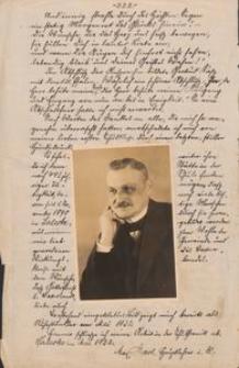 Hand schrift chronik von Zaleske 1918-1943.