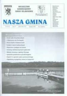 Nasza Gmina. Miesięcznik Samorządowy Gminy Wejherowo, 2002, sierpień, Nr 8 (75)