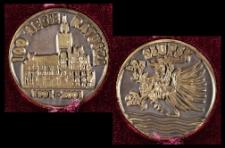100 lecie Ratusza 1901-2001