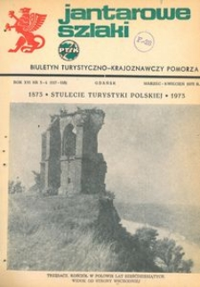 Jantarowe Szlaki,1973, nr 3–4
