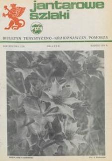 Jantarowe Szlaki, 1974, nr 3