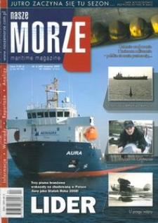 Nasze Morze, 2009, nr 4