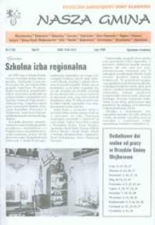 Nasza Gmina. Miesięcznik Samorządowy Gminy Wejherowo, 1999, luty, Nr 2 (36)