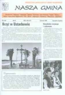 Nasza Gmina. Miesięcznik Samorządowy Gminy Wejherowo, 1999, czerwiec, Nr 6 (40)