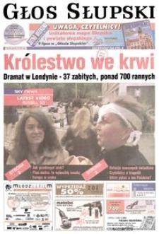 Głos Słupski , 2005, lipiec, nr 157