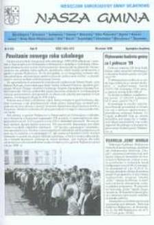 Nasza Gmina. Miesięcznik Samorządowy Gminy Wejherowo, 1999, wrzesień, Nr 9 (43)