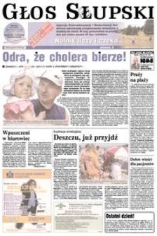 Głos Słupski , 2005, lipiec, nr 161
