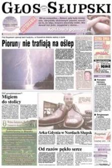 Głos Słupski , 2005, lipiec, nr 168