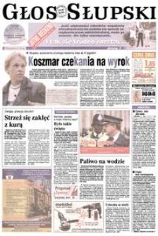 Głos Słupski , 2005, lipiec, nr 169