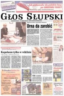 Głos Słupski, 2005, sierpień, nr 199