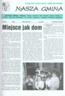 Nasza Gmina. Miesięcznik Samorządowy Gminy Wejherowo, 1997, luty, Nr 2 (12)
