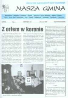 Nasza Gmina. Miesięcznik Samorządowy Gminy Wejherowo, 1997, wrzesień, nr 9 (19)