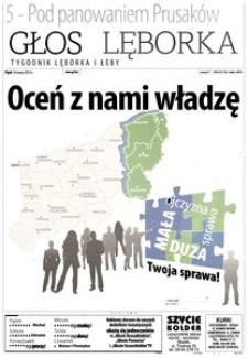 Głos Lęborka : tygodnik Lęborka i Łeby, 2014, marzec, nr 61