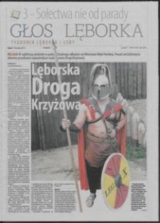 Głos Lęborka : tygodnik Lęborka i Łeby, 2014, kwiecień, nr 85