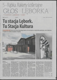 Głos Lęborka : tygodnik Lęborka i Łeby, 2014, maj, nr 124