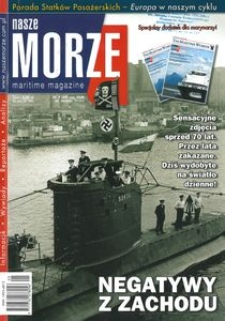 Nasze Morze, 2008, nr 5