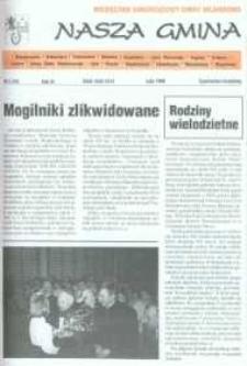 Nasza Gmina. Miesięcznik Samorządowy Gminy Wejherowo, 1998, luty, nr 2 (24)