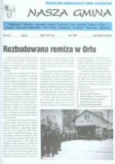 Nasza Gmina. Miesięcznik Samorządowy Gminy Wejherowo, 1998, maj, nr 5 (27)