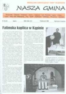 Nasza Gmina. Miesięcznik Samorządowy Gminy Wejherowo, 1998, październik, Nr 10 (32)