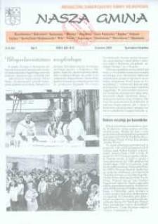 Nasza Gmina. Miesięcznik Samorządowy Gminy Wejherowo, 2000, czerwiec, Nr 6 (52)