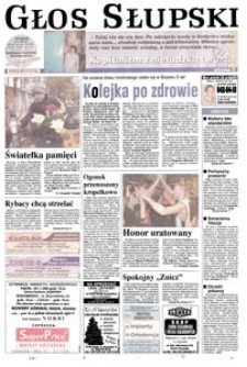 Głos Słupski, 2004, listopad, nr 257