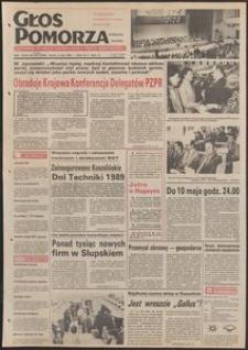 Głos Pomorza, 1989, maj, nr 105