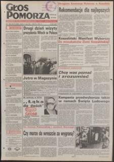 Głos Pomorza, 1989, maj, nr 111