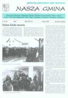 Nasza Gmina. Miesięcznik Samorządowy Gminy Wejherowo, 2000, grudzień, Nr 12 (58)