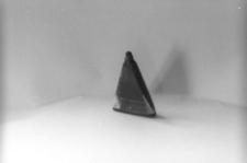 Tabakierka rogowa trójkątna