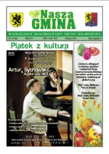 Nasza Gmina. Miesięcznik Samorządowy Gminy Wejherowo, 2012, marzec, Nr 3 (188)
