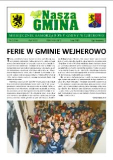 Nasza Gmina. Miesięcznik Samorządowy Gminy Wejherowo, 2013, luty, Nr 2 (198)