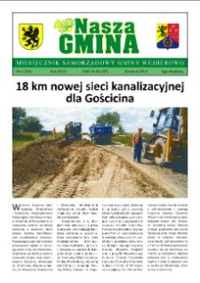Nasza Gmina. Miesięcznik Samorządowy Gminy Wejherowo, 2013, kwiecień, Nr 4 (200)