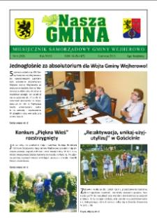 Nasza Gmina. Miesięcznik Samorządowy Gminy Wejherowo, 2013, czerwiec, Nr 6 (202)