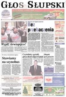 Głos Słupski, 2004, listopad, nr 277