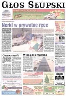 Głos Słupski, 2004, grudzień, nr 283