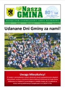 Nasza Gmina. Miesięcznik Samorządowy Gminy Wejherowo, 2014, czerwiec, Nr 6 (213)