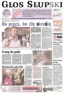 Głos Słupski , 2005, wrzesień, nr 210