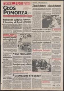 Głos Pomorza, 1989, czerwiec, nr 136