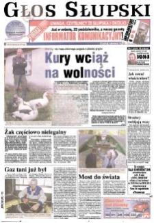 Głos Słupski, 2005, październik, nr 243