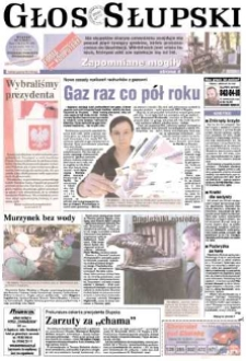 Głos Słupski, 2005, październik, nr 249