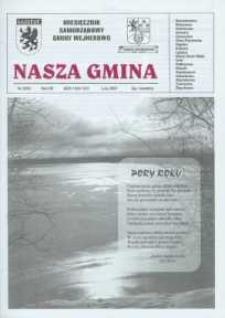 Nasza Gmina. Miesięcznik Samorządowy Gminy Wejherowo, 2004, luty, Nr 2 (93)