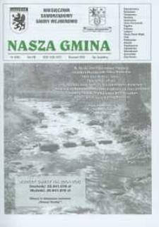 Nasza Gmina. Miesięcznik Samorządowy Gminy Wejherowo, 2004, kwiecień, Nr 4 ( 95)