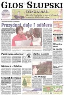 Głos Słupski, 2004, grudzień, nr 288