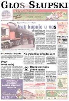 Głos Słupski, 2004, grudzień, nr 295