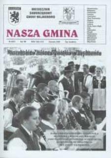 Nasza Gmina. Miesięcznik Samorządowy Gminy Wejherowo, 2004, czerwiec, Nr 6 (97)