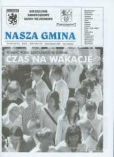 Nasza Gmina. Miesięcznik Samorządowy Gminy Wejherowo, 2005, lipiec/sierpień, Nr 7/8 (110/111)